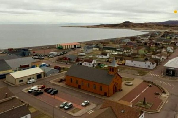 miquelon village