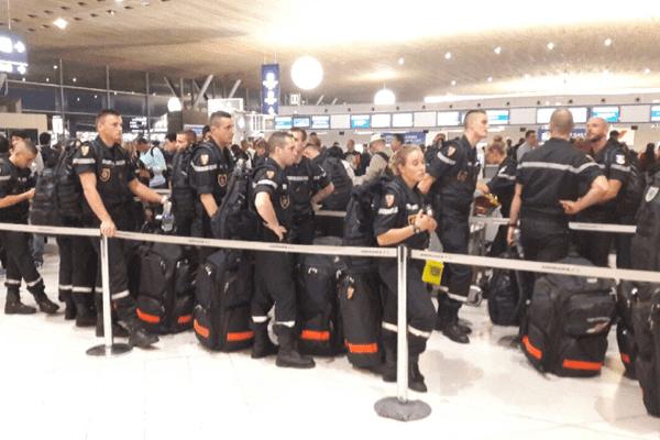 110 sapeurs pompiers Maria