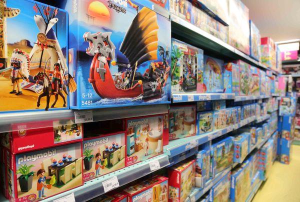 Boîtes Playmobil