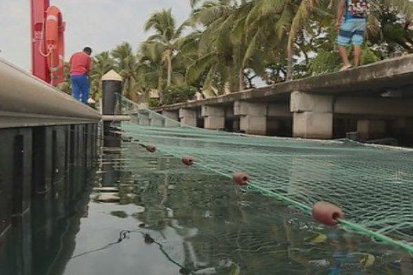parc à poisson