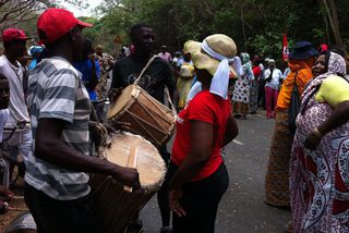 Grève à Mayotte