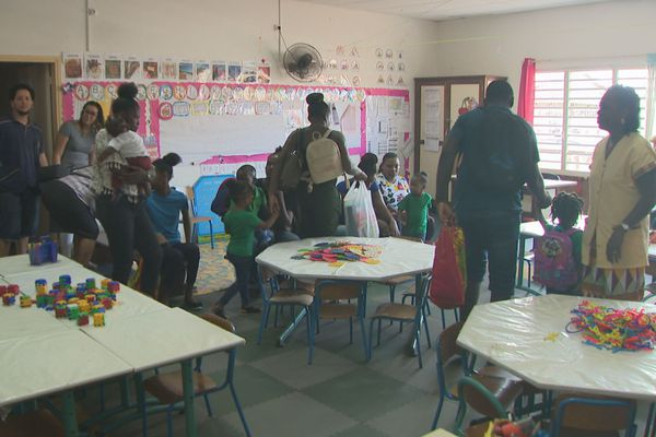 Cayenne 419 enfants en liste d'attente