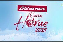 Air Tahiti Rairoa horue 2021 - page spéciale #4