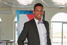 Morgan Modika est le nouveau Mister France Guyane.