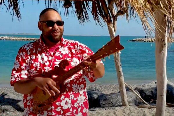 Yann Kees Moana, le chanteur tahitien de la French Riviera