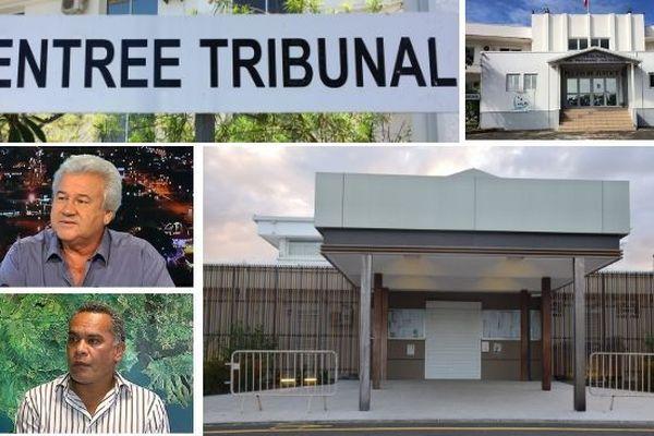 Justice affaire Municipales Païta