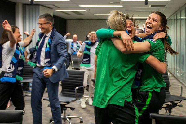 Coupe du monde de foot féminin Australie Nouvelle-Zélande