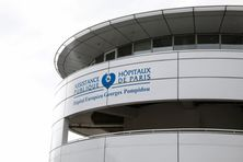 L'hôpital européen Georges Pompidou à Paris (image d'illustration).