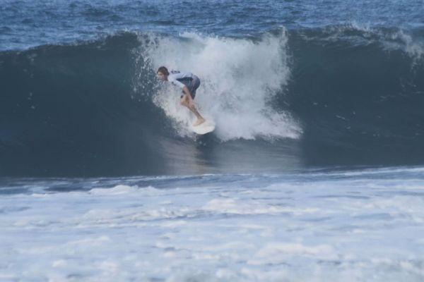 Reprise du surf à Hiva Oa