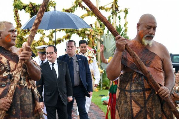Hollande Wallis et Futuna