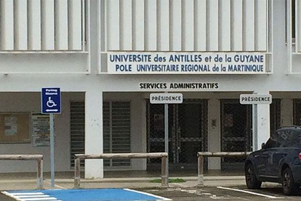 Université : Pôle Martinique