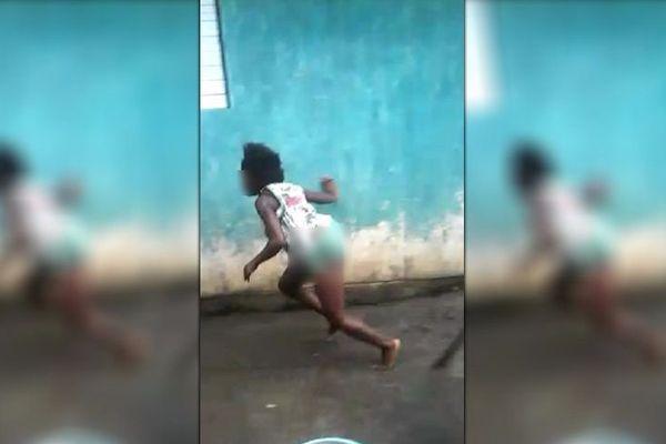 Jamaïque : Capture vidéo coups avec sabre