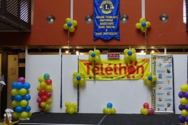 Le centre de don du Téléthon