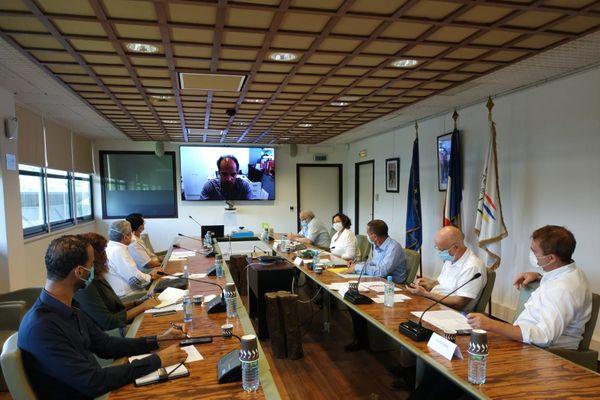 Comité d'experts de la CTG