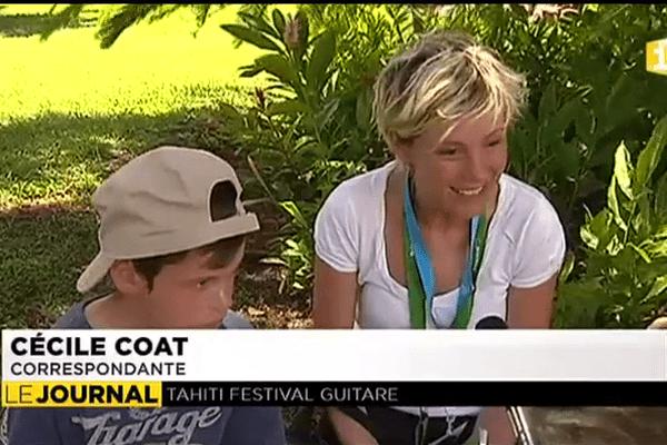 « Guitare magazine » présent au 7e Tahiti festival guitare