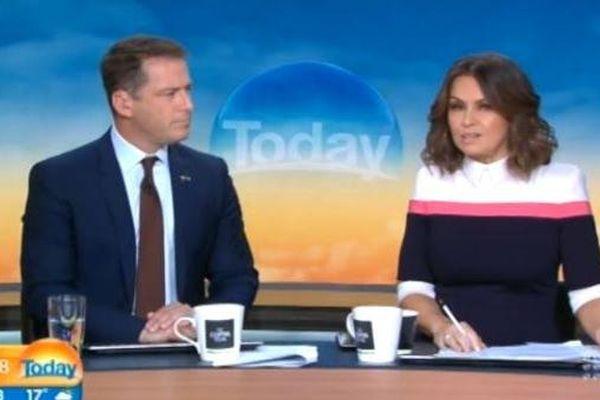 Australie : pour dénoncer le sexisme, un présentateur télé porte le même costume pendant un an