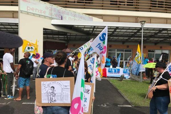 Mouvement de grève dans l'éducation nationale