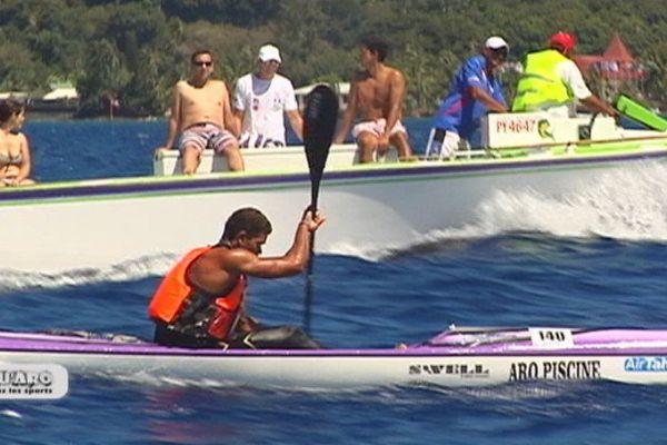 Après les sélectives de ce dimanche 27 septembre, Hiromana Flores en lice pour le championnat du Monde de kayak