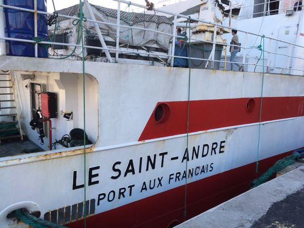 """Bateau """"Saint-André"""""""