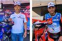 2 martiniquais participent à la course Supermotard des Nations près de Paris