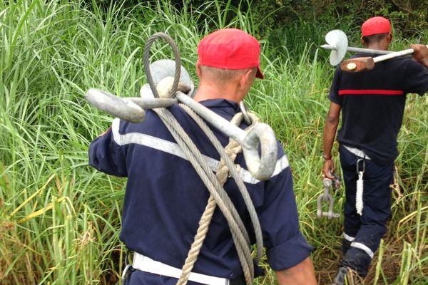 L'unité spéciale des pompiers