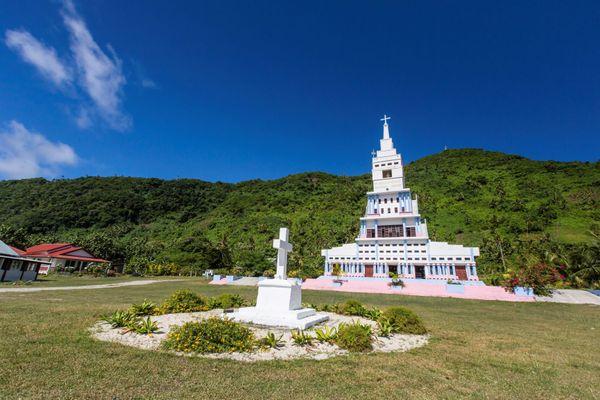 Futuna cathédrale Poi
