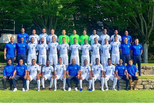L'équipe de Martinique de football