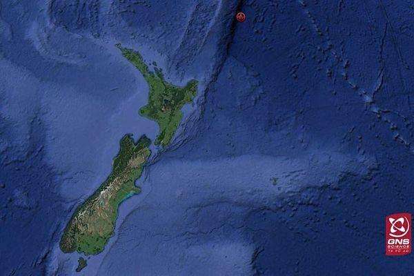 séisme nouvelle zélande juin 2020