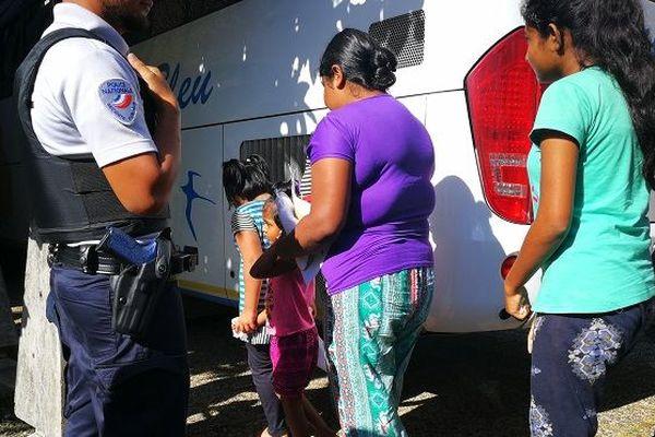Les migrants sri lankais sont ce mercredi 19 décembre devant le juge des libertés et de la détention.