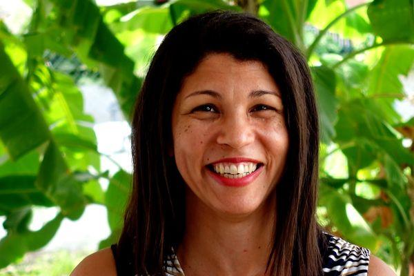 Vanessa Miranville, candidate aux élections Régionales 2021.