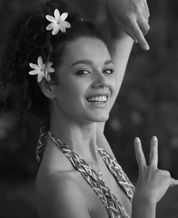 Vaea Ferrand, Miss Tahiti 2016_