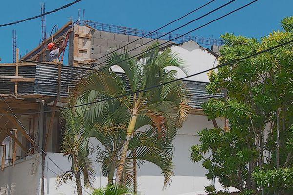 Immeuble quartier Pugibet Punaauia