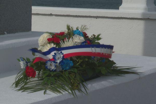 Commémorations de l'appel du 18 juin 1940 à l'île aux Marins
