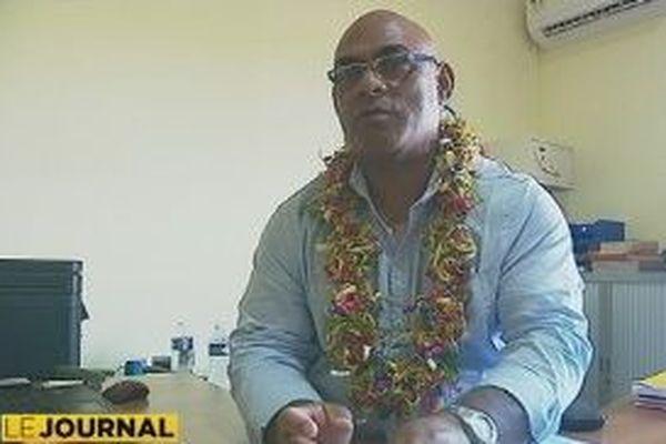 Sakopo Tokotuu est le premier proviseur originaire de Wallis et Futuna