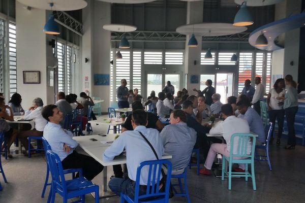 Les chefs d'entreprises de Guadeloupe se forment à la gestion de l'image