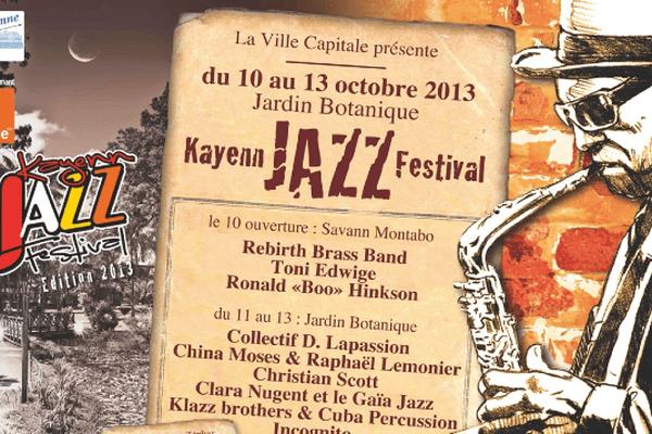 Kayenn Jazz Festival 1