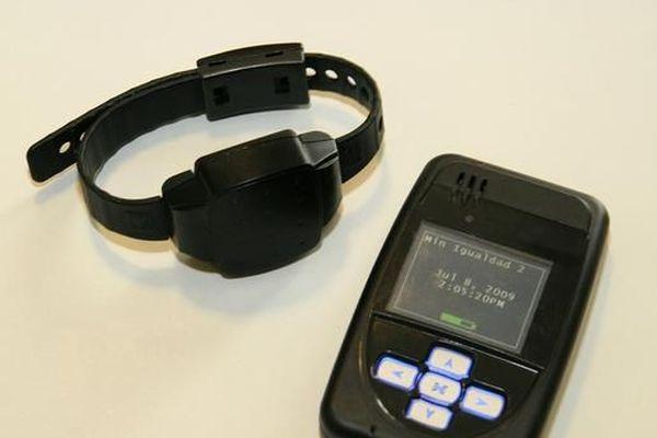 Bracelet anti rappochement
