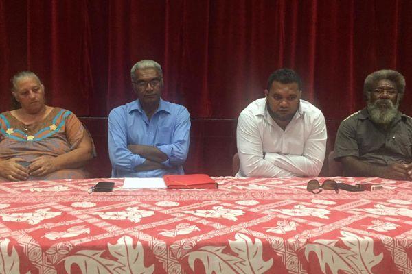 Municipales à La Foa : Joseph Sefo Amole, candidat Eveil océanien, 5 février 2020