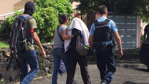 Affaire terroriste présumé St-Benoit
