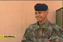 Des militaires tahitiens partis servir le drapeau français