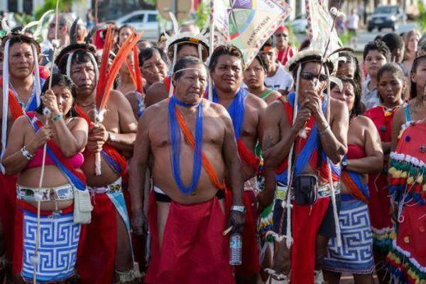 Peuple autochtone de Guyane
