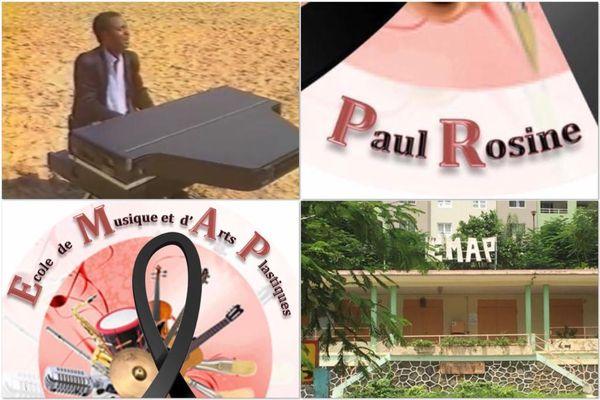 Ecole Paulo Rosine de Rivière-Pilote