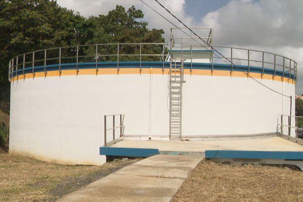 Réservoir d'eau potable