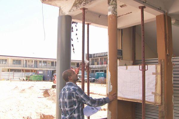 Droit de retrait à l'école René Barthélémi pour des Droit de retrait à l'école René Barthélémi pour des poteaux amiantés