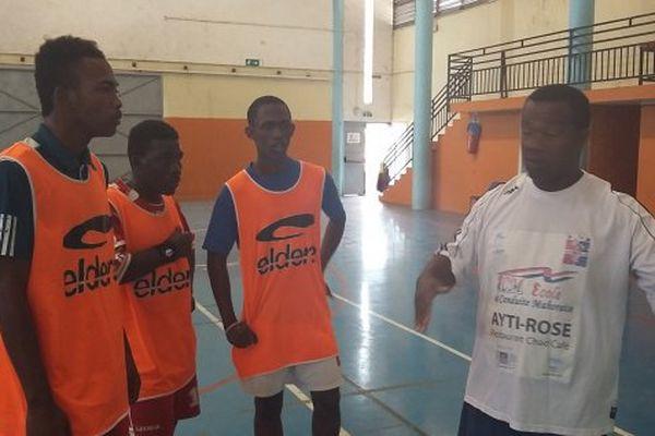 Jeunes arbitres de l'UNAF Mayotte