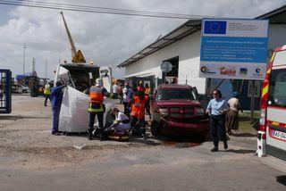 Accident St-Laurent