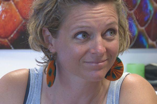 Audrey Thonel, technicienne recherche et développement (Parc amazonien de Guyane)