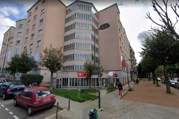 résidence universitaire St Etienne
