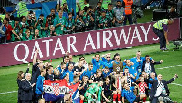équipe de Croatie