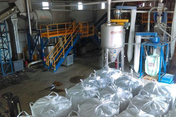 Entreprise de recyclage des dechets plastiques